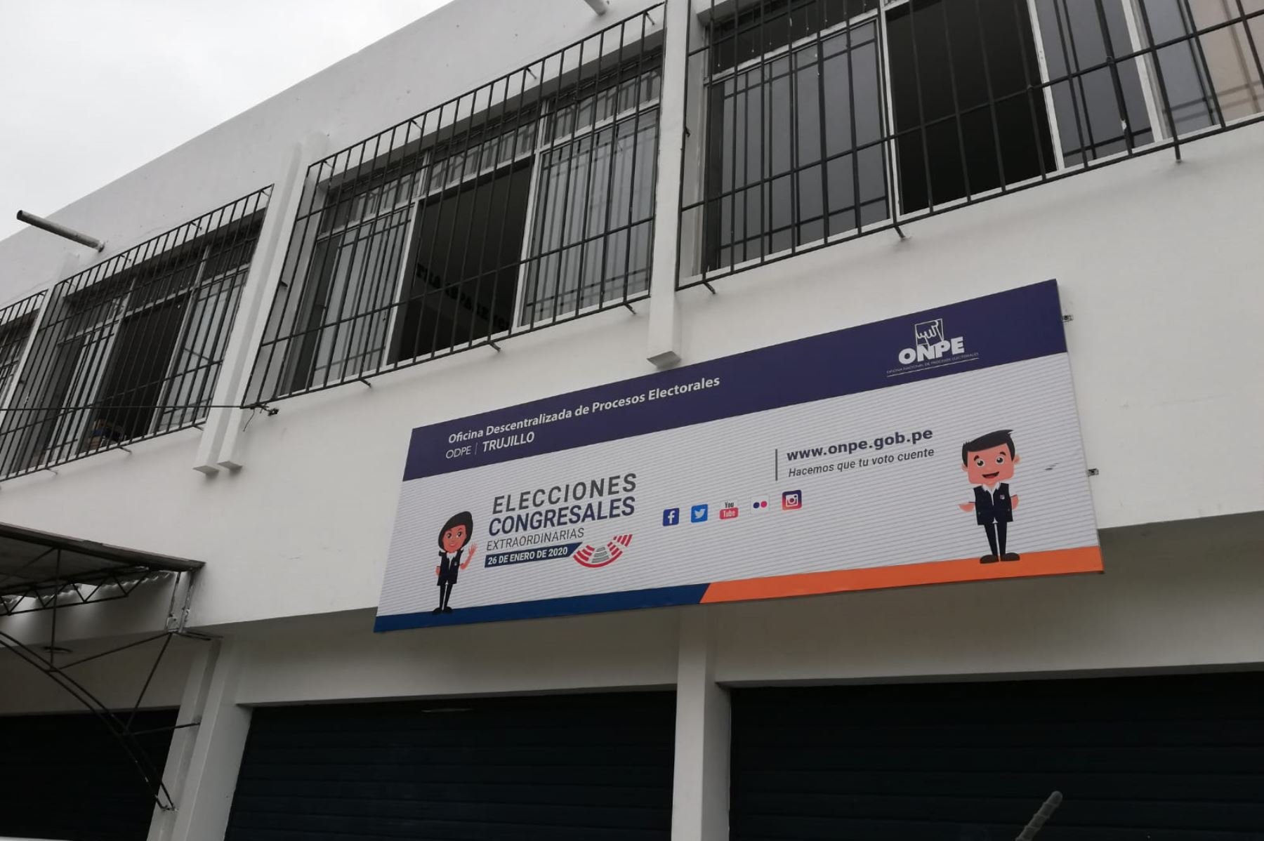 La ODPE Trujillo elegirá a más de 12,900 miembros para 2,100 mesas de sufragio en 100 locales de votación para las Elecciones Congresales Extraordinarias 2020.