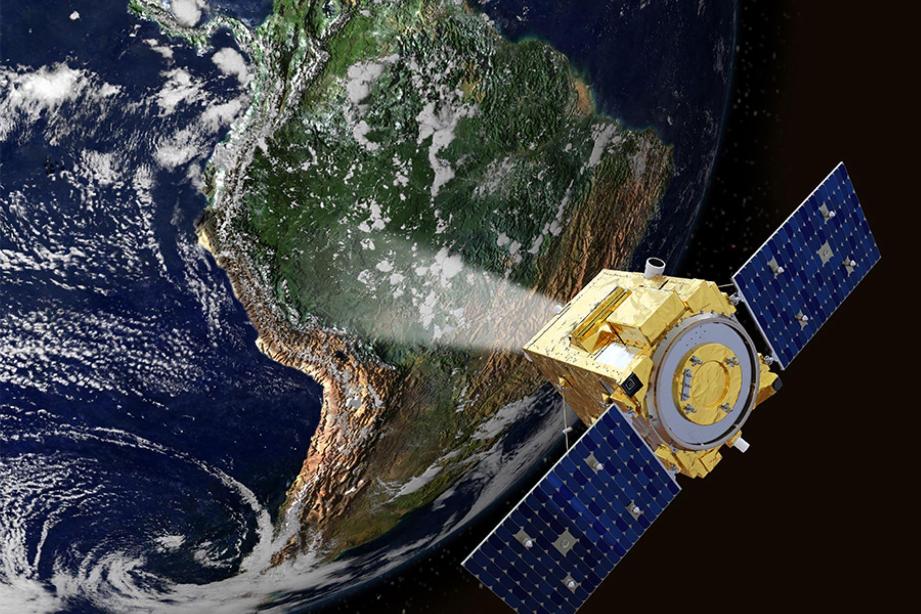 Conida realizará la programación de otro seguimiento de acuerdo a las órbitas del satélite