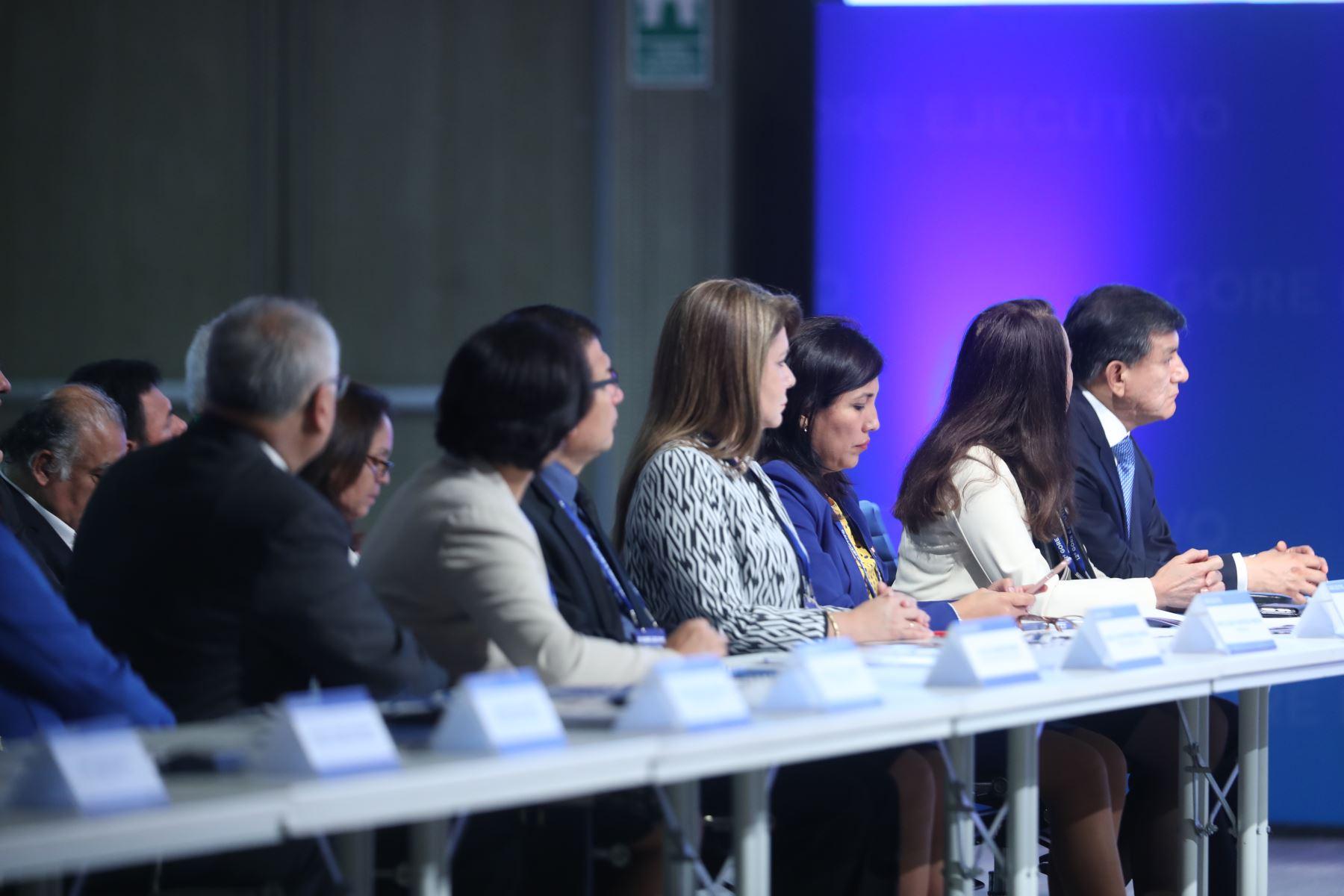 12° Gore Ejecutivo. Foto: ANDINA/Melina Mejía