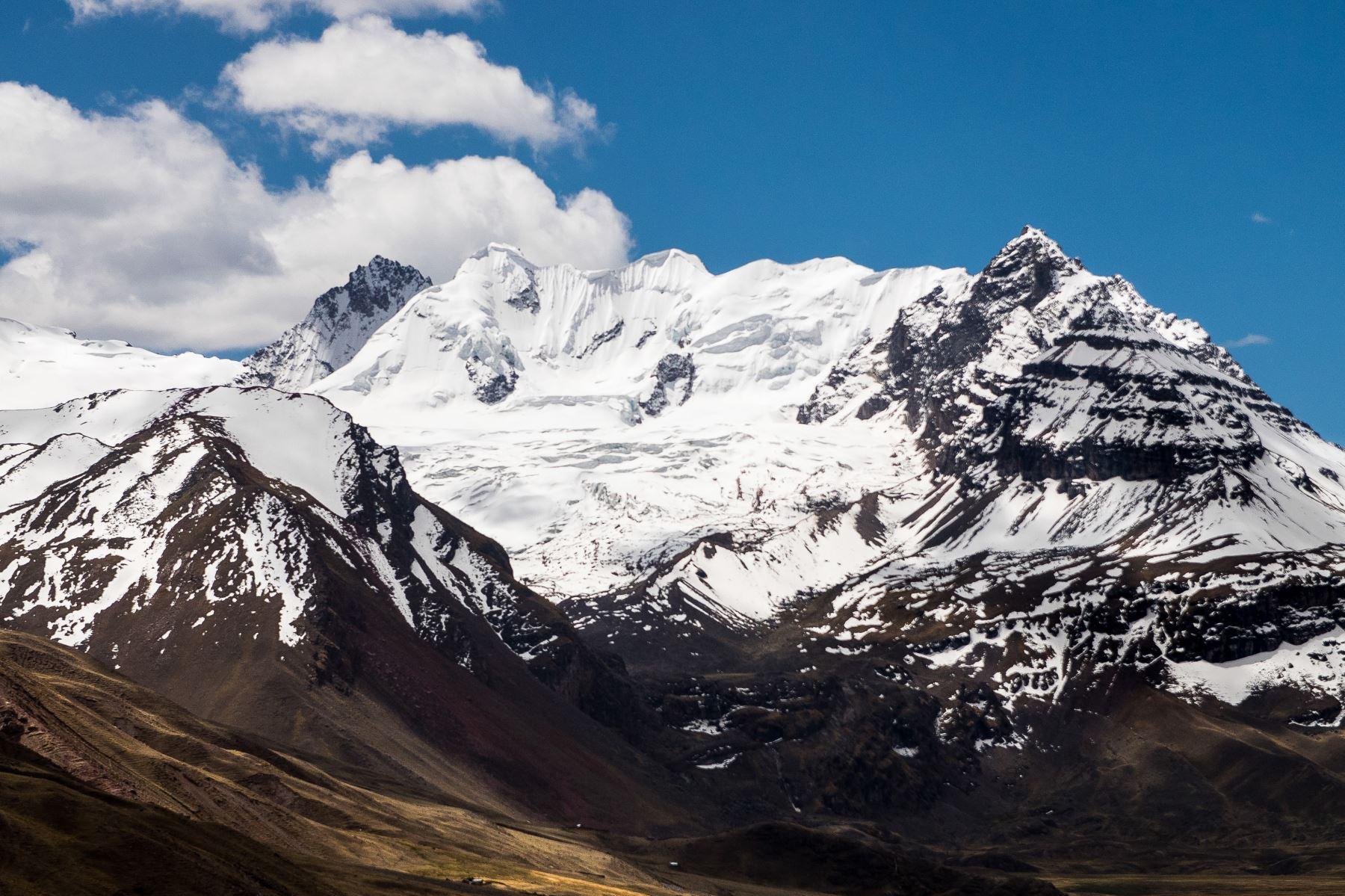 Nueva Área de Conservación Regional Ausangate, ubicada en Cusco ayudará a conservar glaciares, destacó el Sernanp. Fotos: Cortesía SPDA