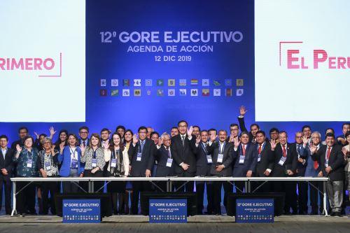 12º edición del Gore Ejecutivo en Lima