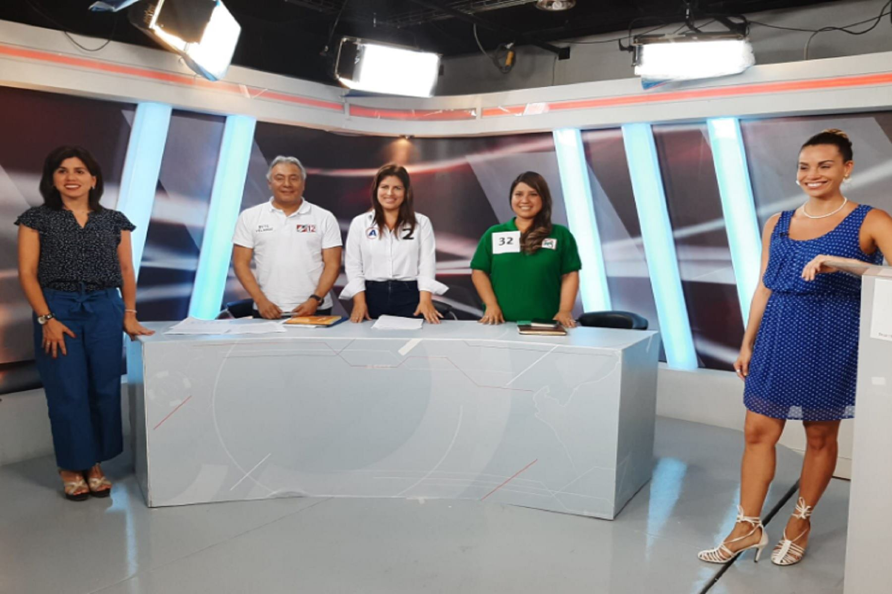 JNE estrena mañana programa de TV de debate entre candidatos