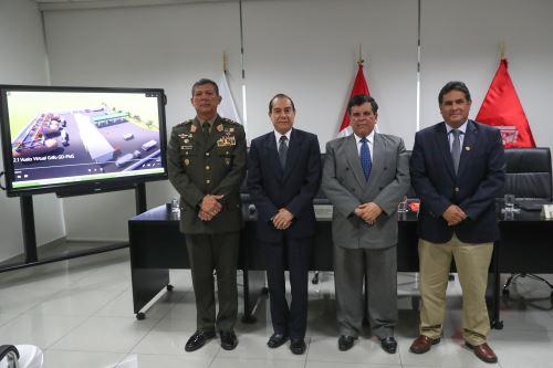 Ejército del Perú y Petroperú firmaron convenio para el abastecimiento de combustible