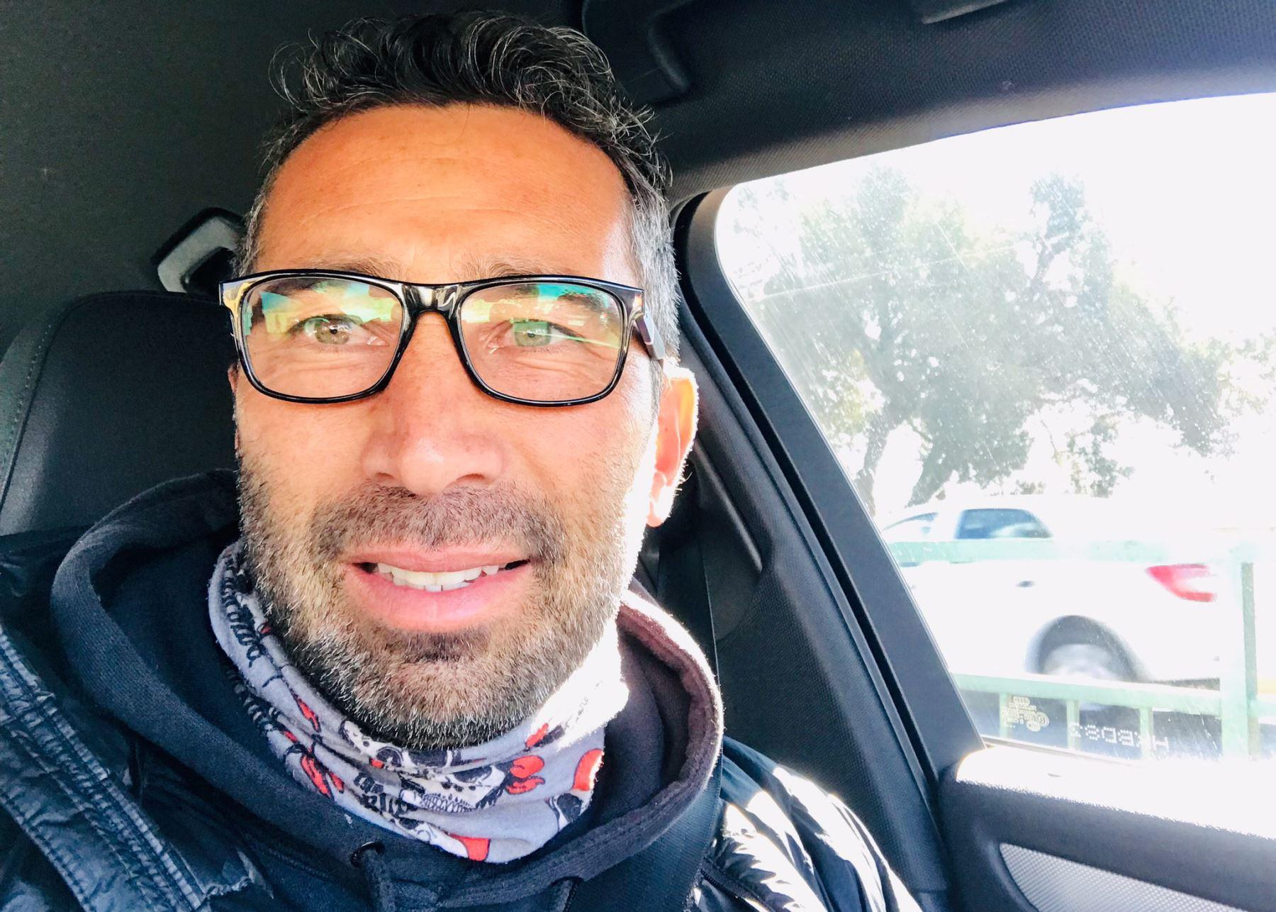 Rodrigo Pérez, exjugador de Alianza Lima. Foto: Twitter @roroperez10