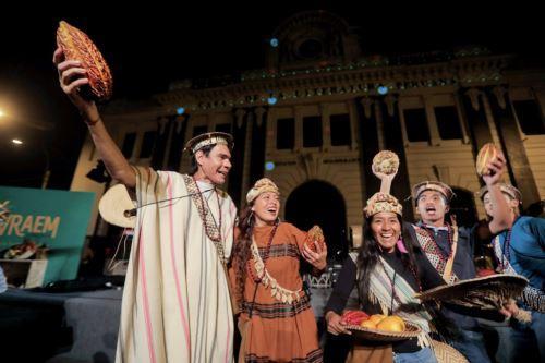 "DEVIDA organizó ""La Noche del Vraem"" en el marco de la Expovraem 2019"