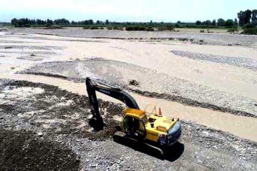 Minagri identificó puntos críticos en los ríos Chillón, Rímac y Lurín. Foto: ANDINA/Difusión.