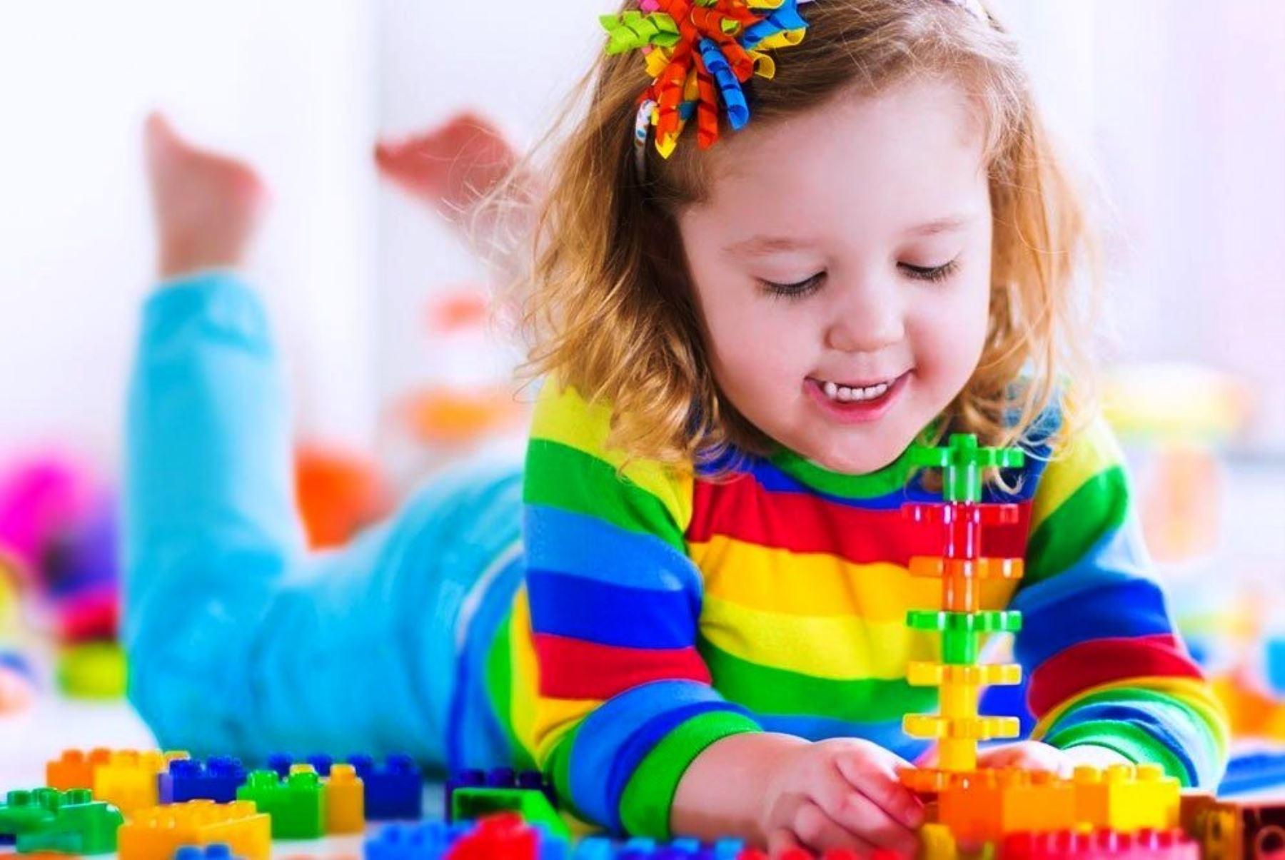 Navidad: regala juguetes que fomenten la comunicación y el aprendizaje. Foto: ANDINA/Difusión.