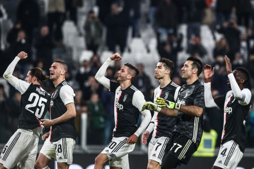Juventus venció al Udinese por la Liga Italiana
