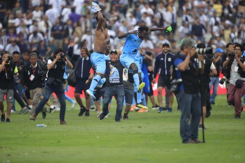 Deportivo Binacional es el nuevo campeón del fútbol peruano
