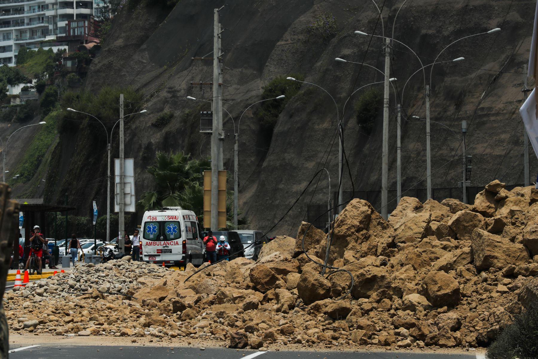 Vivienda coordina acciones para atender la Costa Verde