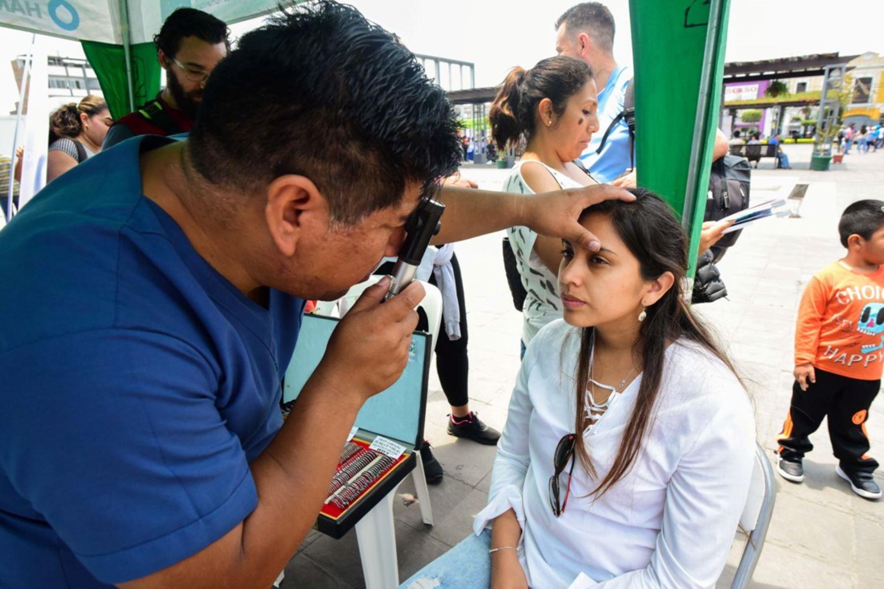 Cientos de peruanos y extranjeros disfrutaron en feria Perú Contigo. Foto: ANDINA/Difusión.