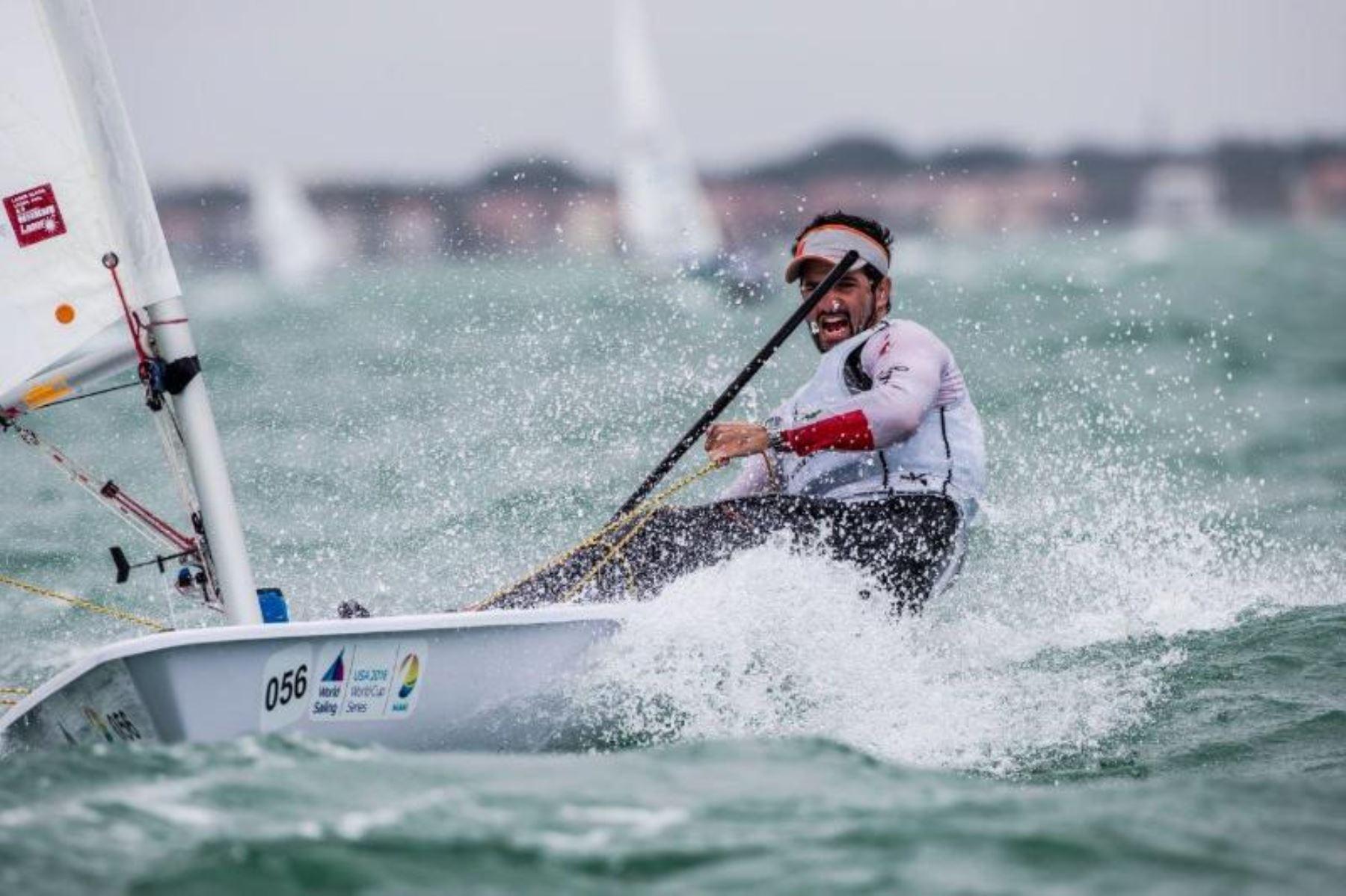 Stefano Peschiera confía que el 2020 será un buen año para el deporte nacional. Foto: ANDINA/Difusión
