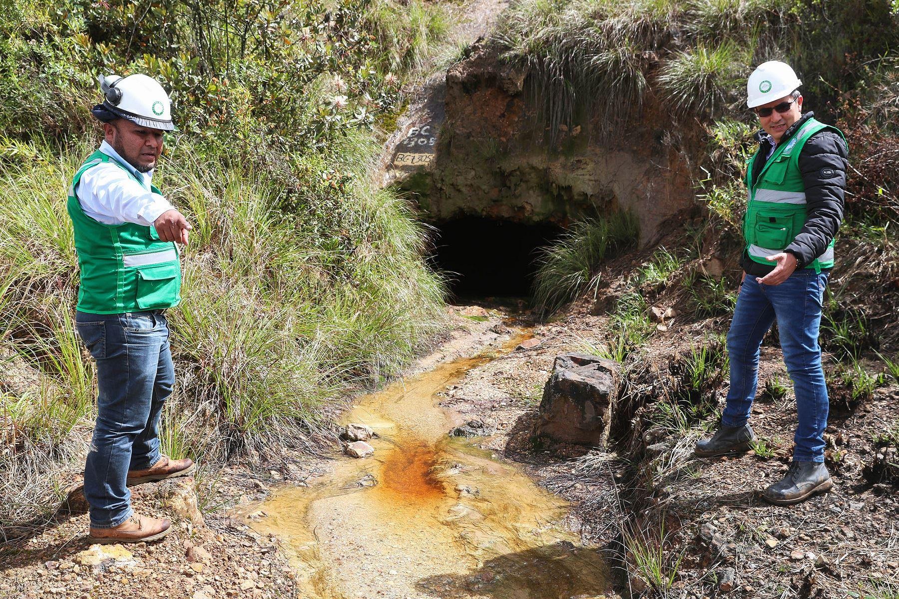 El Ministerio de Energía y Minass ratificó su compromiso de remediar los pasivos ambientales mineros en siete regiones del país. ANDINA/Difusión