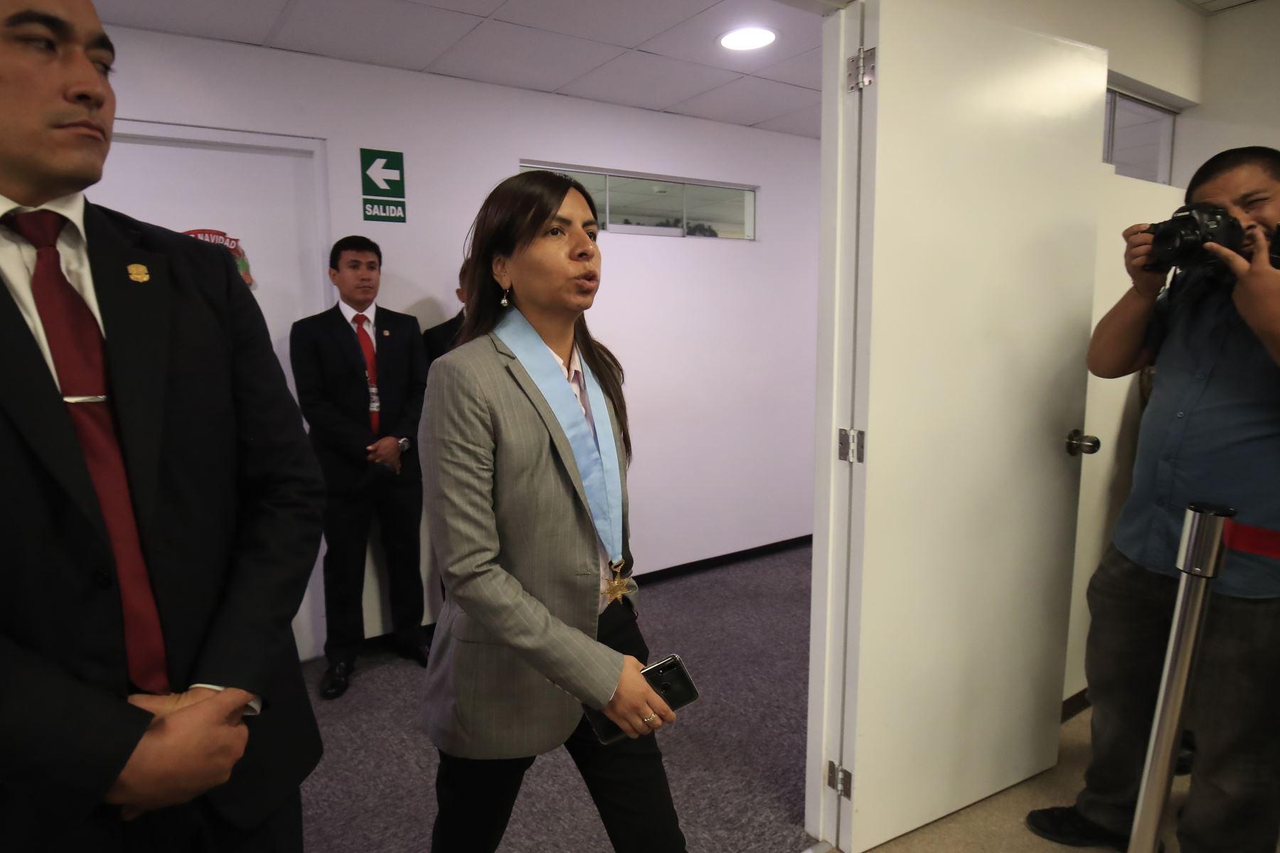 El jueves continúa audiencia de prisión preventiva — Caso Keiko Fujimori