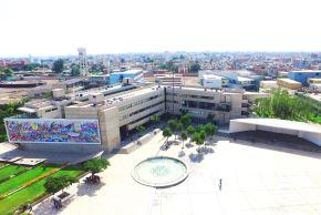 Ciudad Universitaria de San Marcos. ANDINA/Difusión