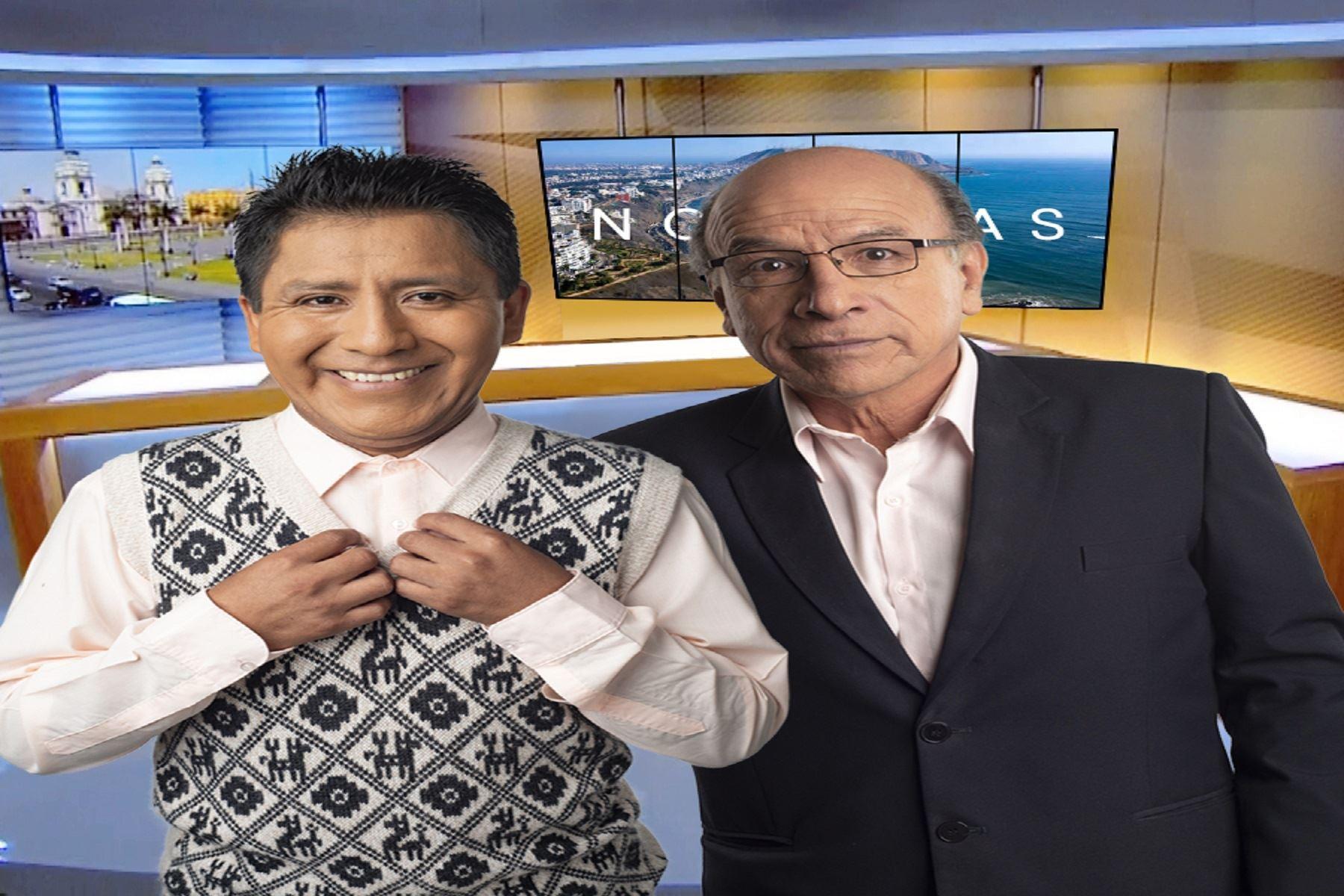 TVPerú Noticias ofrece espacios informativos inclusivos en quechua y aimara Foto: Difusión