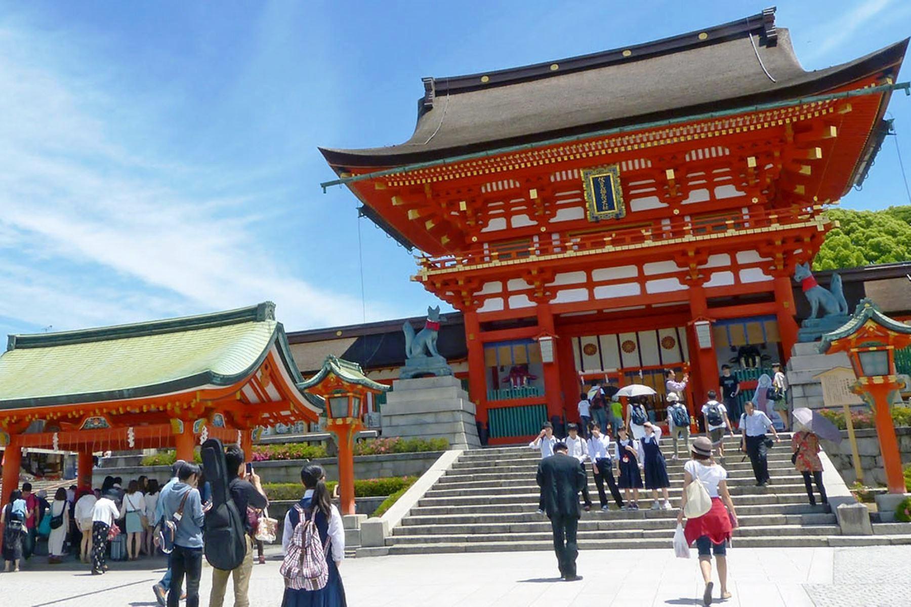 ¡Atención escolares, técnicos o profesionales! Japón. Foto: ANDINA/Difusión.