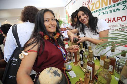 Presentación de Expoamazónica 2020-Chachapoyas, la más importante feria de promoción y negocios de la Amazonía