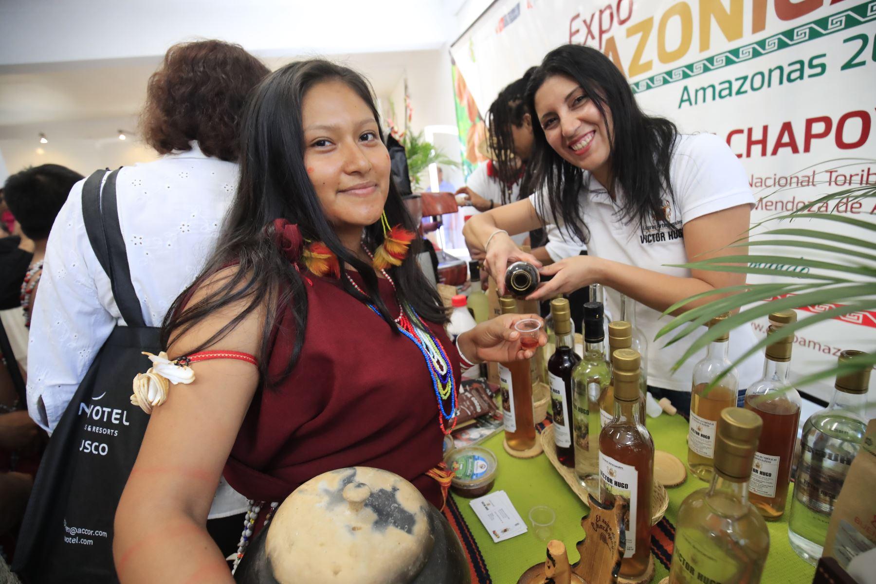 Expoamazónica 2020-Chachapoyas, la más importante feria de promoción y negocios de la Amazonía. Foto: ANDINA/ Juan Carlos Guzmán