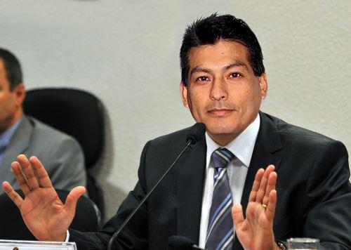 Sergio Cruz.