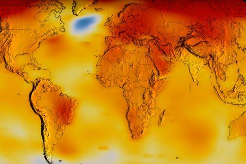 Análisis independientes de la NASA concluyeron que el 2019 fue el según año más cálido registrado, después del 2016.