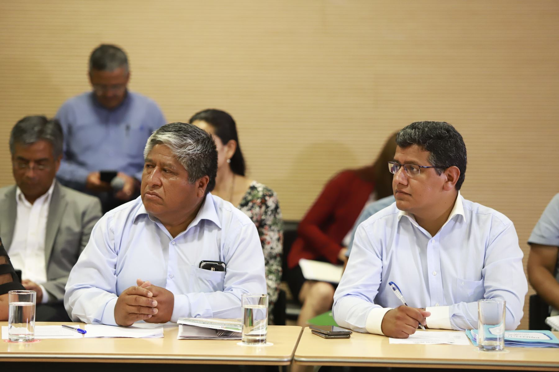 Presidente Martín Vizcarra participa en la reunión de trabajo con la Red de Municipalidades Rurales del Perú (REMURPE)