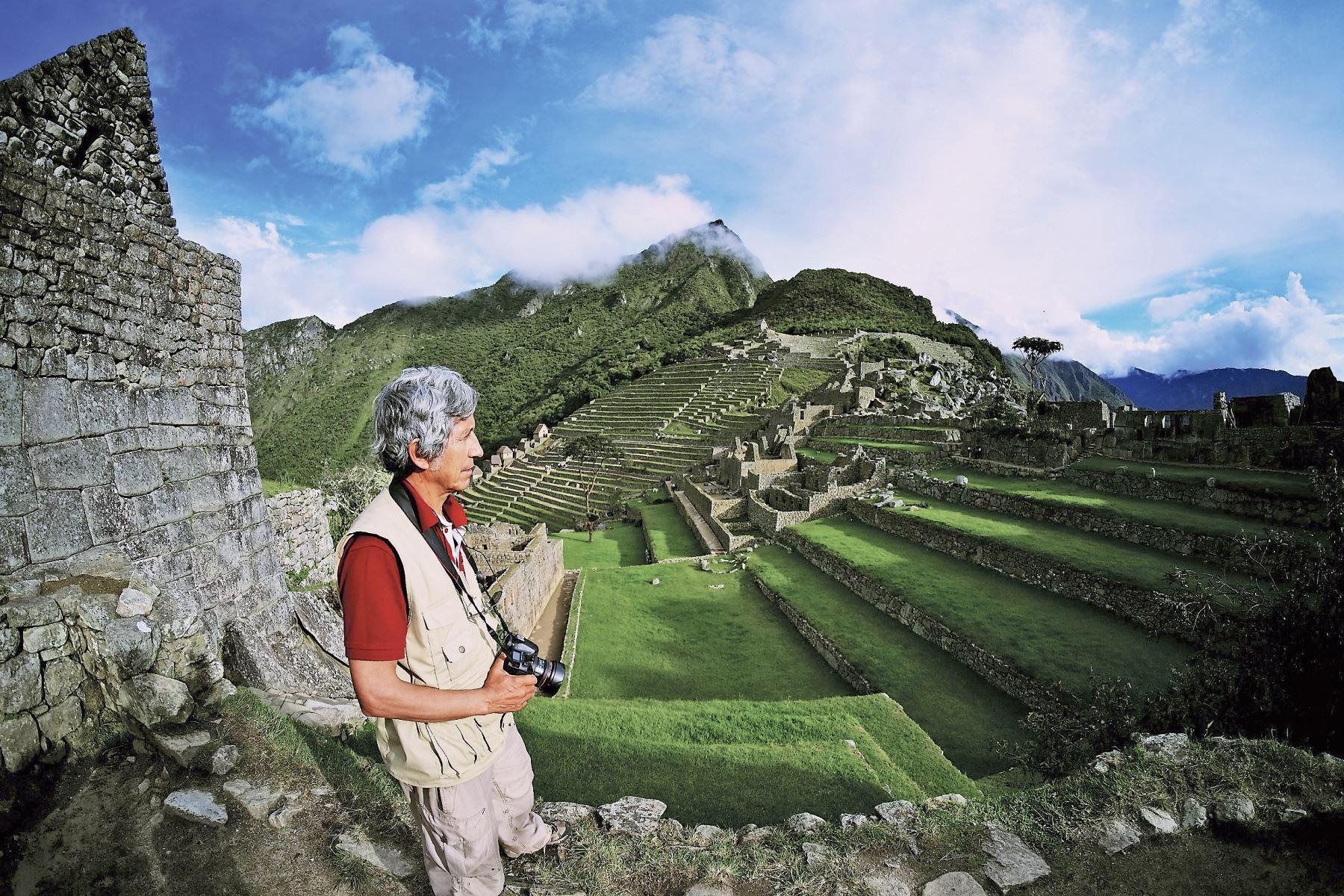 Conoce la inspiradora vida del guardián de Machu Picchu, Fernando Astete, que hoy recibirá la distinción Personalidad Meritoria de la Cultura.
