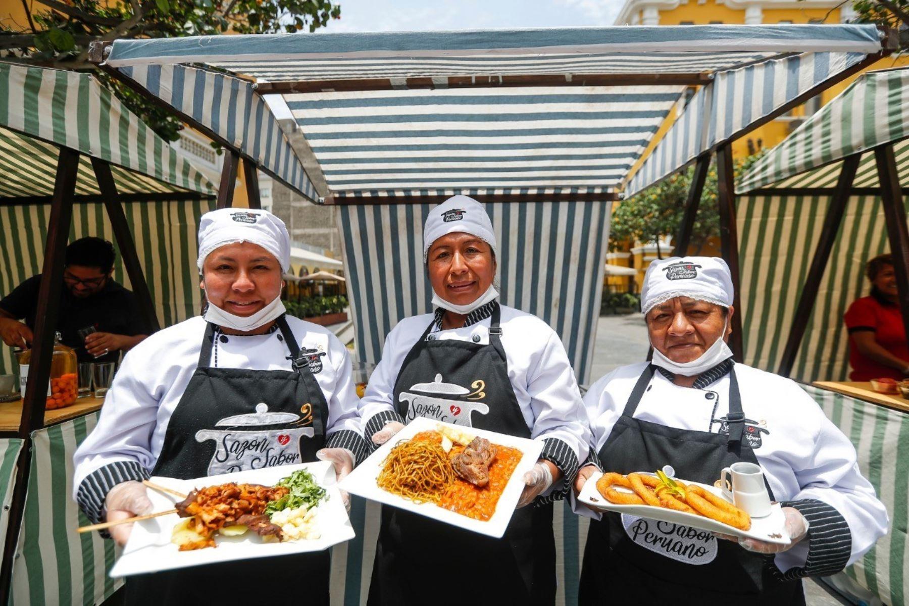 Aniversario de Lima: público disfrutará de comida criolla y dulces limeños. Foto: ANDINA/difusión.