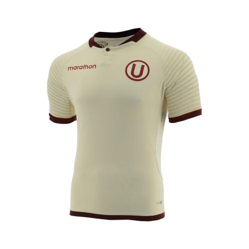 Universitario de Deportes presenta a su nueva camiseta crema 2020