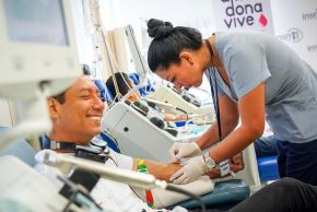 Minsa lanzó Campaña Nacional de Donación de Sangre. Foto: ANDINA/Difusión.