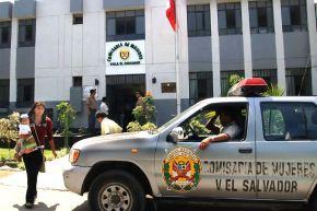 Comisaría de Villa el Salvador. Foto: ANDINA/archivo.