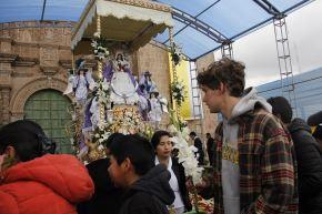 Más de 60,000 turistas participarán en la tradicional Festividad de la Virgen de la Candelaria de Puno. ANDINA/Difusión