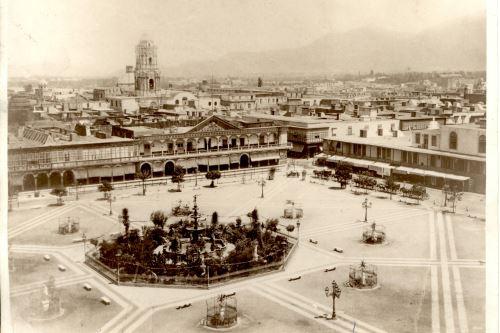 Lima de antaño, un recorrido por sus calles y plazas