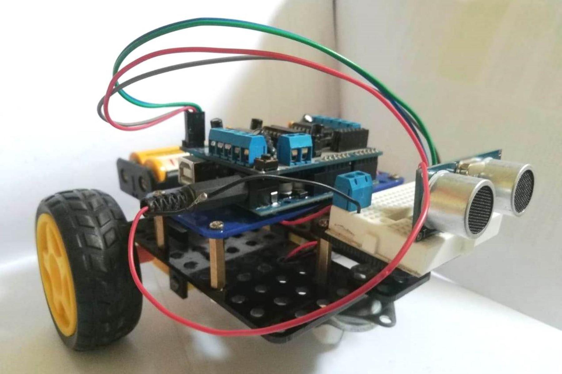 ¡Atención padres! UNI dictará talleres de robótica para niños a costo social. Foto: ANDINA/Difusión.