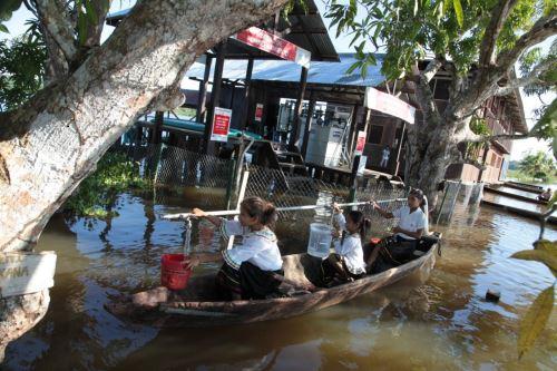Ministerio de Vivienda anuncia que se licitará el servicio de mantenimiento y operación de 64 plantas potabilizadoras de agua en Loreto. ANDINA/Difusión