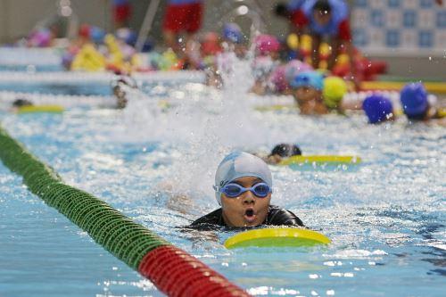 Miles de niños y niñas practican deporte en sedes donde se desarrollaron los Panamericanos Lima 2019