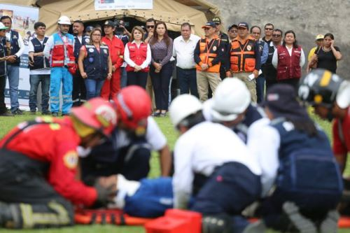 El Ministerio de Salud (Minsa) destinó más de cuatro millones de soles para el plan de contingencia que implementará las acciones de preparación y respuesta ante emergencias y desastres en temporada de lluvias.