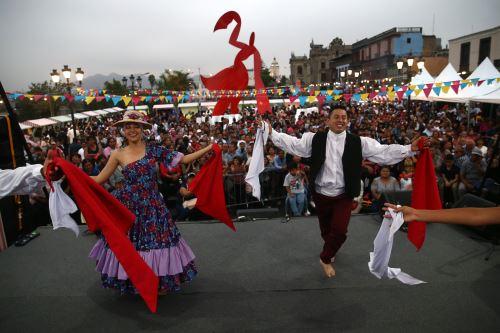 Actividades por la celebración del 485 aniversario de la ciudad de Lima.
