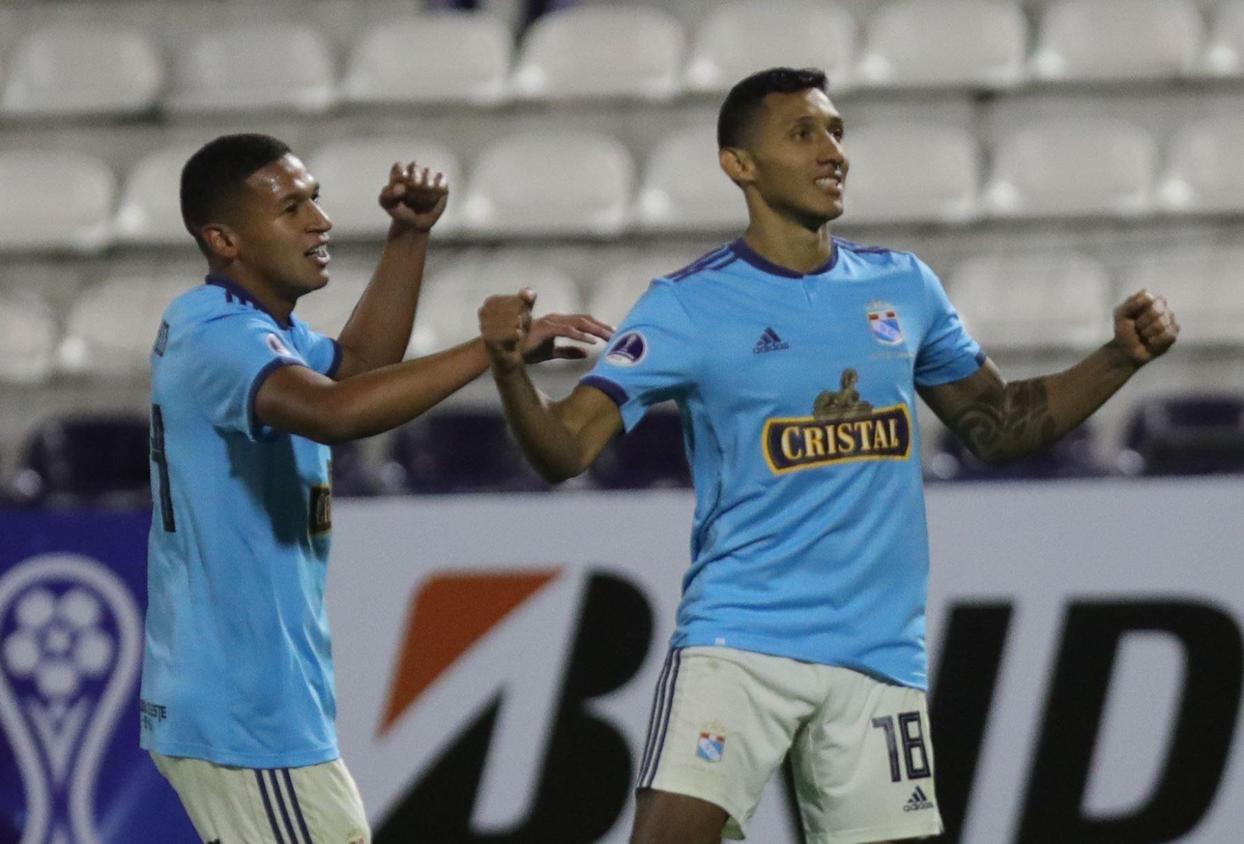 Sporting Cristal se presenta hoy ante Independiente del Valle