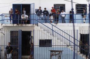 Penal de Paraguay. Foto: ANDINA/Difusión