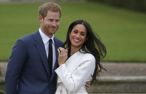 Los duques de Sussex, Enrique y Meghan, dejarán de utilizar su título de alteza real, ya que interrumpirán sus tareas como miembros activos de la Familia Real. Foto: AFP