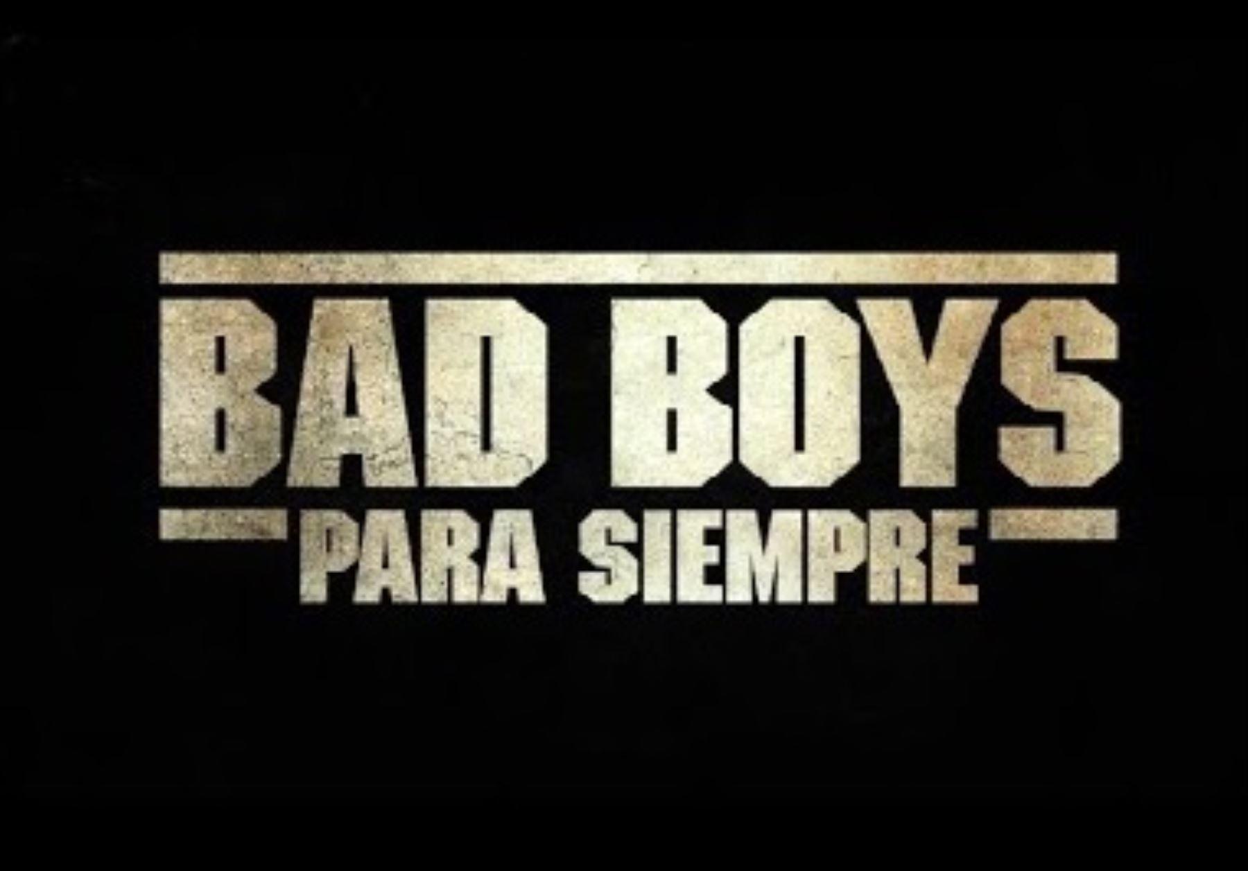 """""""Bad Boys para siempre"""""""