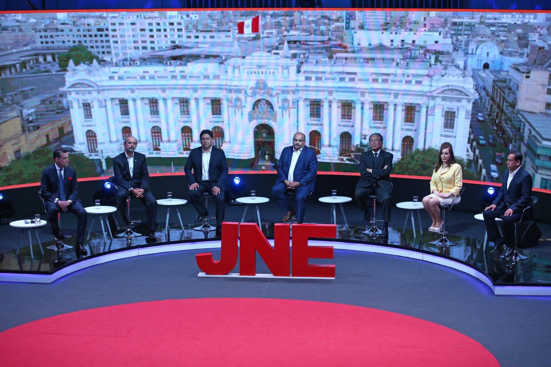 Inicia Primer Bloque: reforma política y electoral al 2021. Foto: Foto: ANDINA/Vidal Tarqui