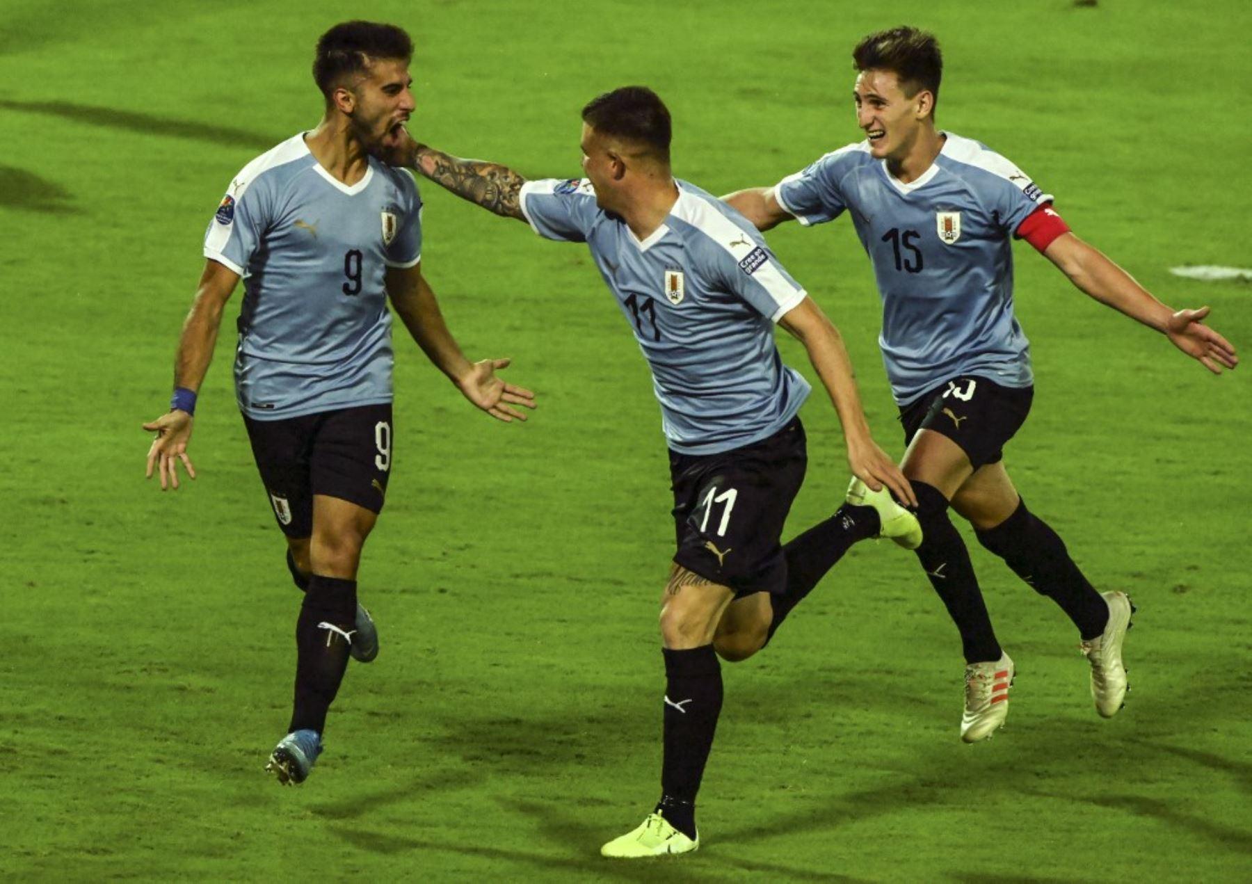 Uruguay comenzó bien el Preolímpico Sub-23 al derrotar 1-0 a Paraguay