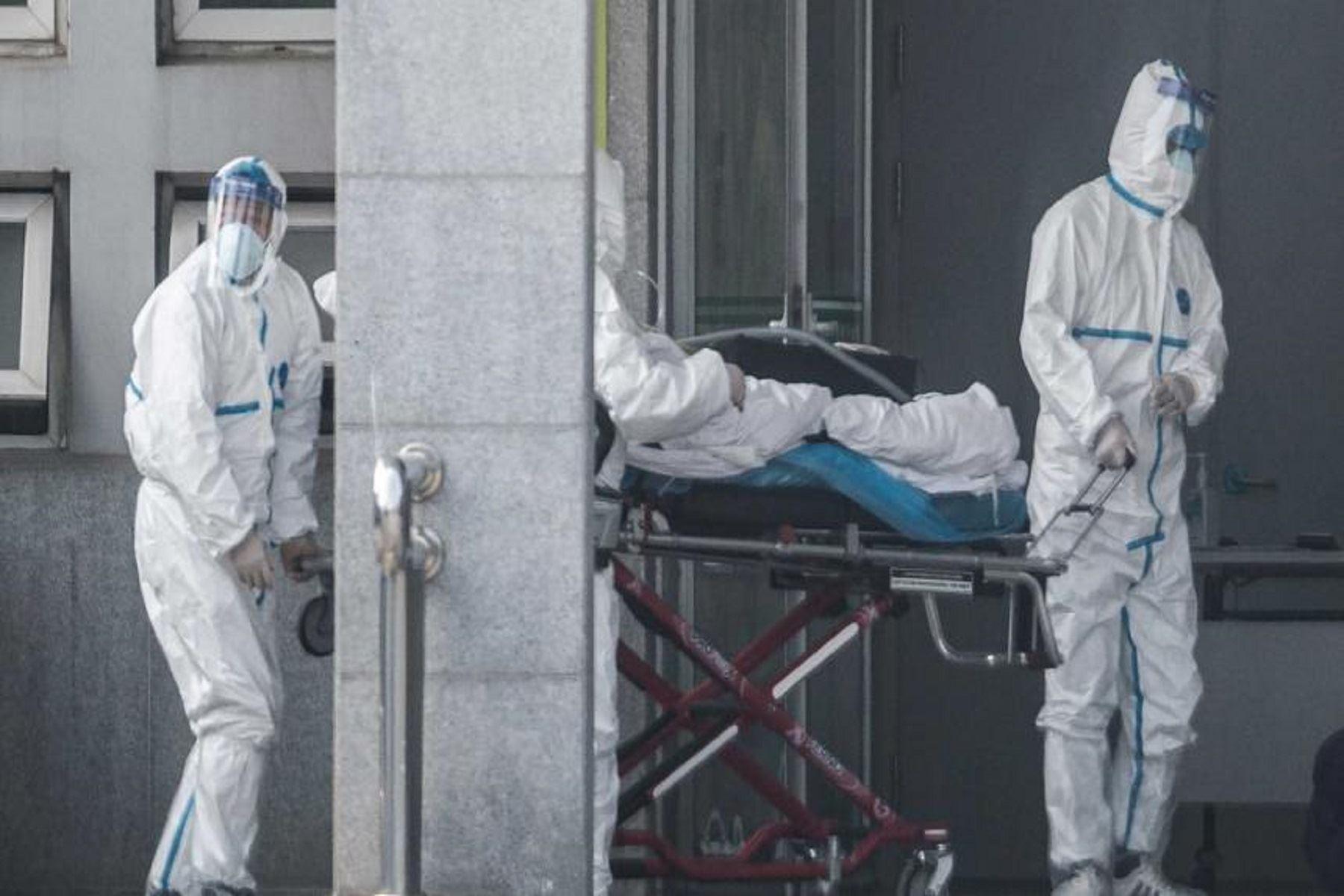 Alarma internacional por brote de coronavirus que ha dejado hasta el momento 17 muertos. Foto: AFP