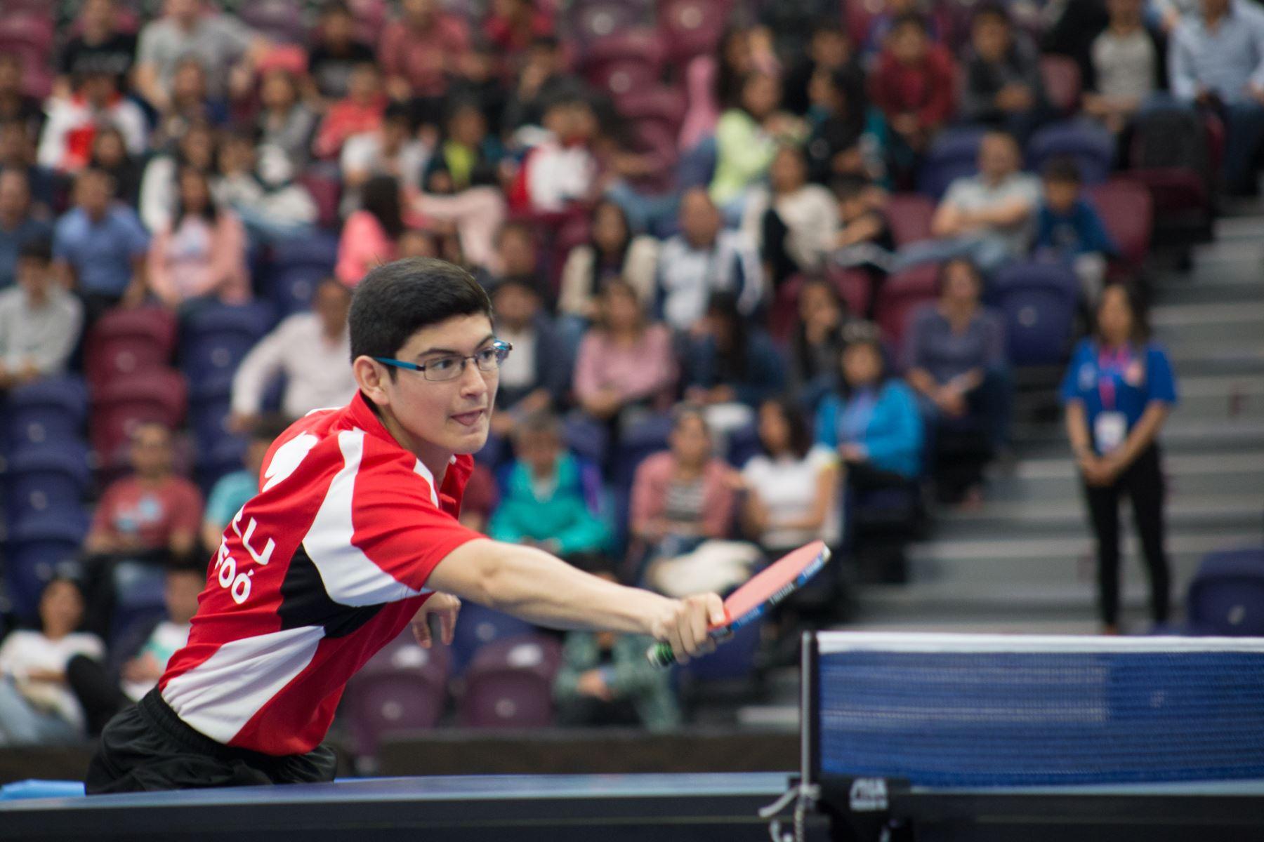 Lima albergará los torneo más importantes de tenis de mesa