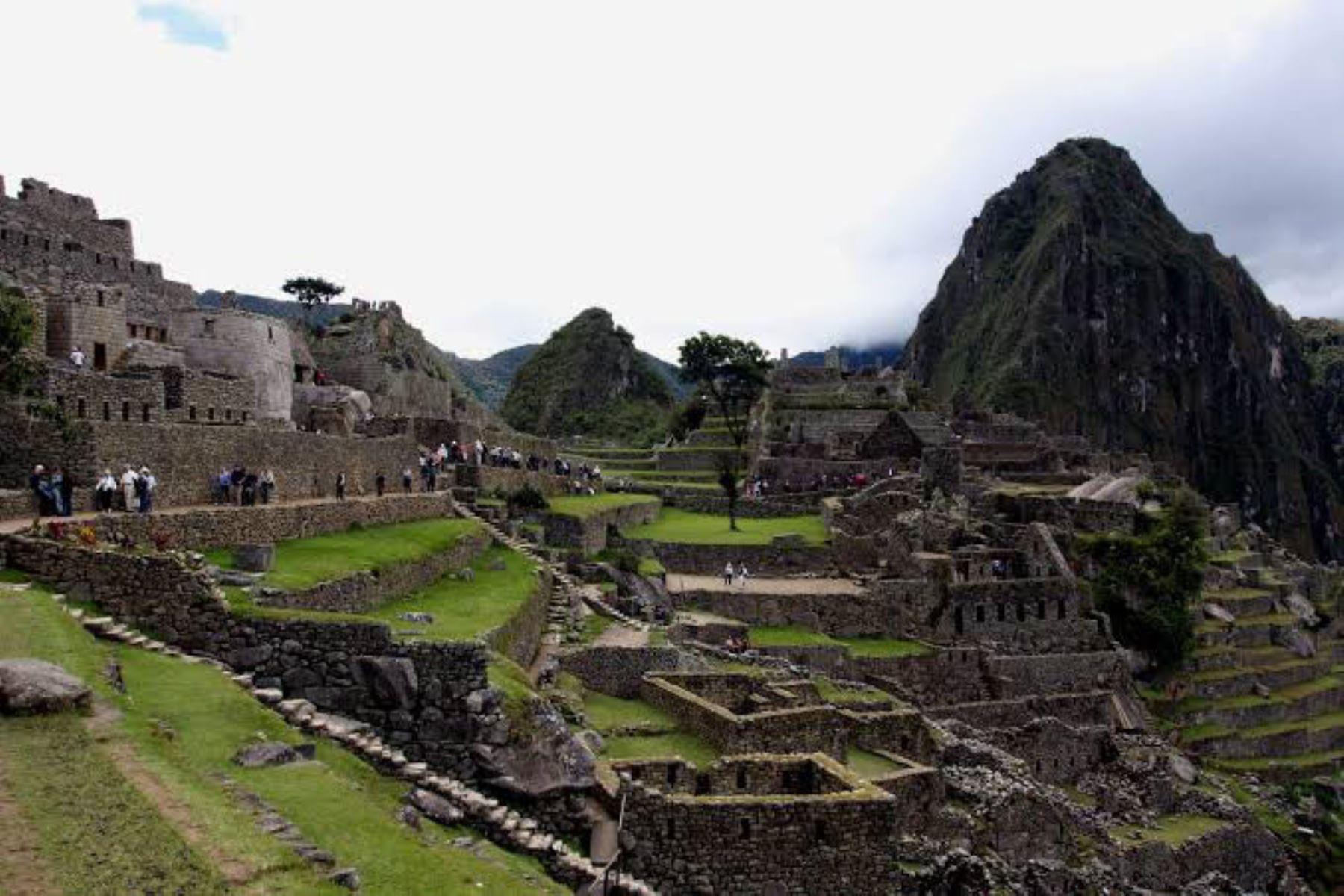 Instalarán cámaras de seguridad en zonas críticas de ciudadela Inca de Machu Picchu, en Cusco.