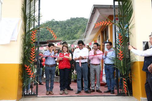 Junín: Habilitan Centro de Salud Mental Comunitario en San Ramón