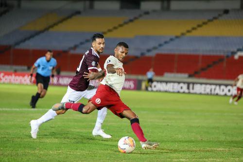 Copa Libertadores: Universitario 1 - 1 Carabobo