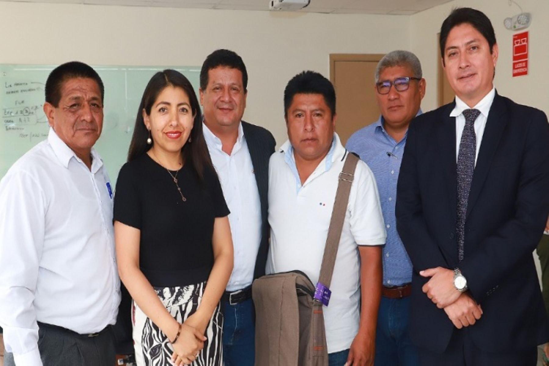 Obras de reforzamiento de las defensas ribereñas en el Bajo Piura serán parte de la solución integral, garantizó directora ejecutiva de la ARCC, Amalia Moreno Vizcardo.